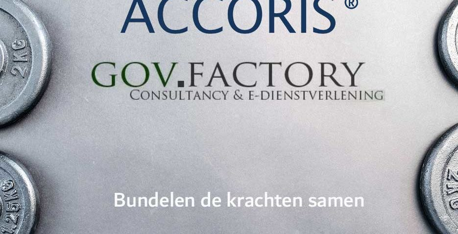 samenwerking accoris en gov.factory