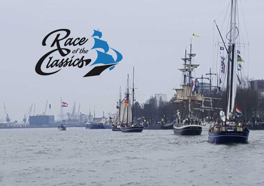 Accoris medesponsor op Race of the Classics